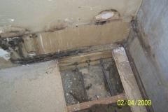 Fertighausmodernisierung - Badsanierung - Liesé Baubetreuung - vorher 2